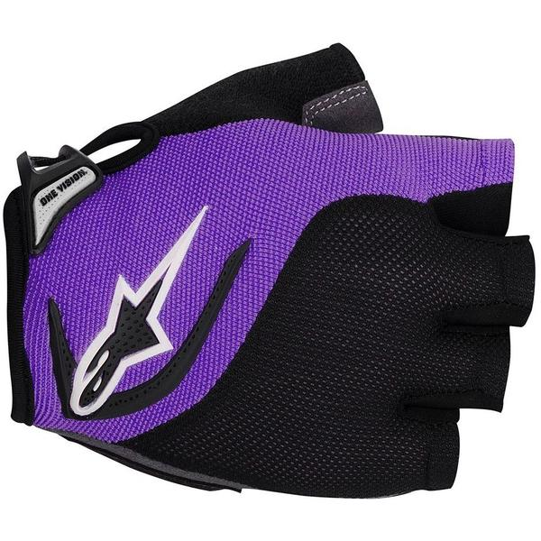 Alpinestars Manusi Pro-Light Short Finger black plum