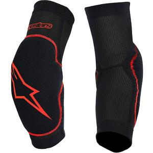 Protectii coate Paragon Elbow Guard black/red