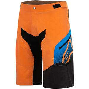 Pantaloni scurti Predator bright orange/bright blue