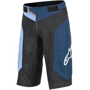 Pantaloni scurti Vector black/atoll blue