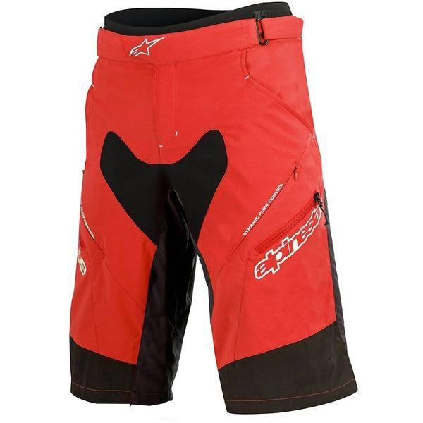 Alpinestars Pantaloni scurti Drop 2 Shorts red/black