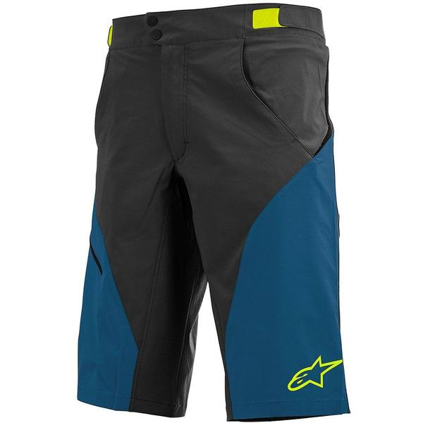 Alpinestars Pantaloni scurti Pathfinder Base Shorts black/royal blue