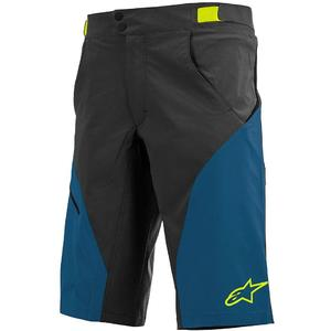 Pantaloni scurti Pathfinder Base Shorts black/royal blue