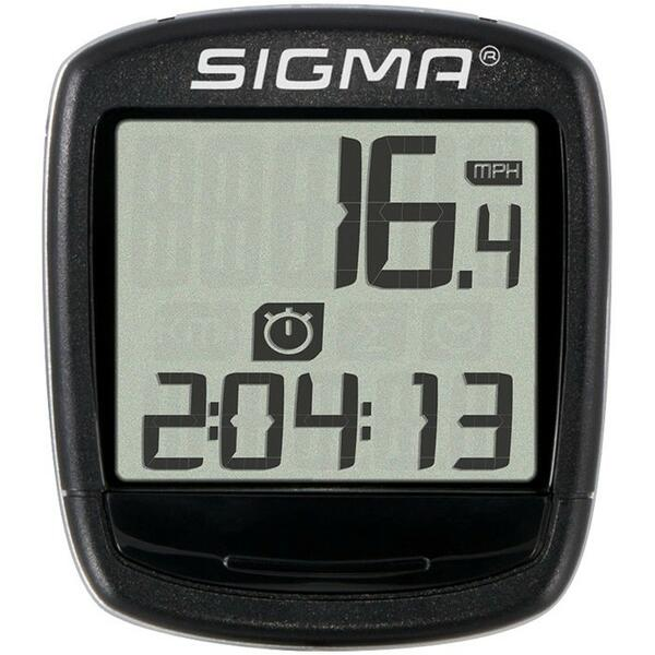Ciclocomputer Sigma Sport Base 500 cu fir