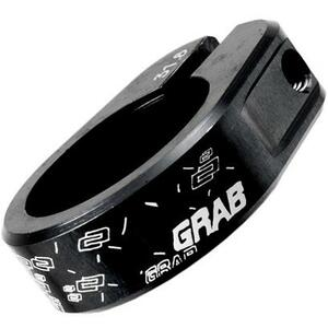 DMR - Grab Seat Clamp - 31.8mm - Black