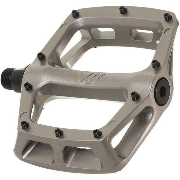 DMR V-8 Pedal, It Grey Metallic Color