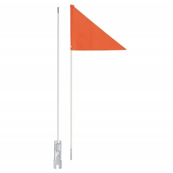Ice Toolz 52WB-60 safety flag w/two sections 60 lenght