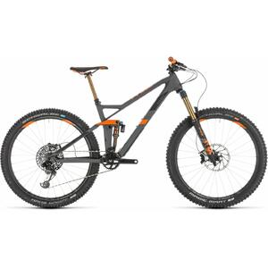 STEREO 140 HPC TM Grey Orange 27.5 2019
