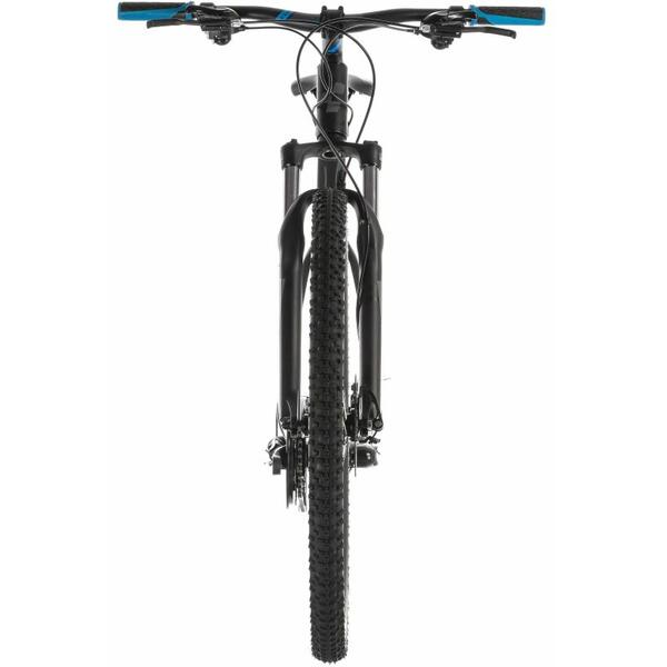 Bicicleta Cube AIM Black Blue 29 2019