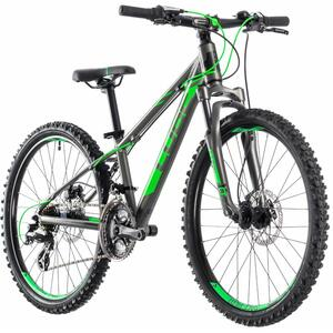 KID 240 DISC Grey Flashgreen 2019