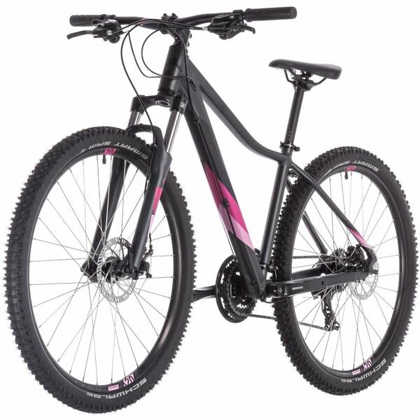 Bicicleta Cube ACCESS WS Iridium Berry 27.5 2019