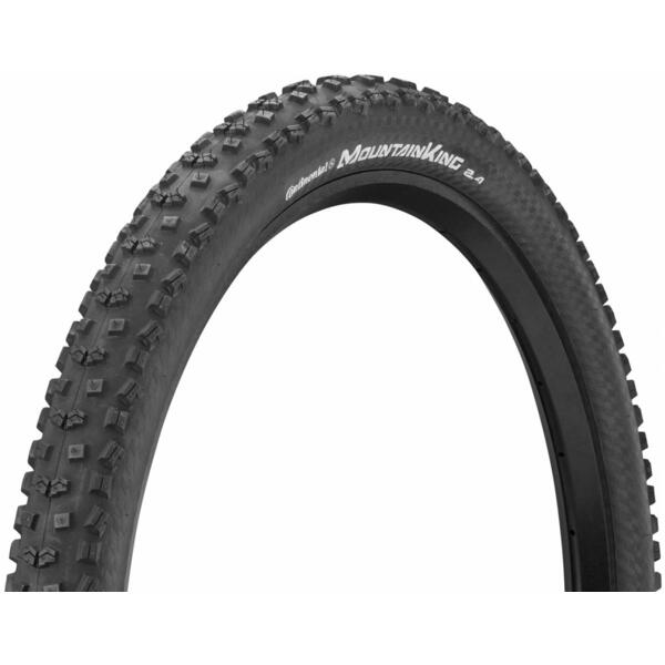 Cauciuc Continental MountainKing Performance 27.5x2.4 SilverLine OEM pliabil