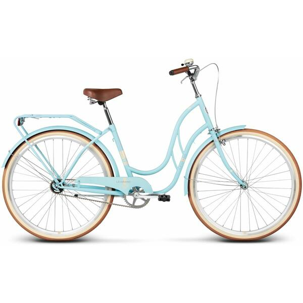 Bicicleta Le Grand Madison 2 18 sky blue matte