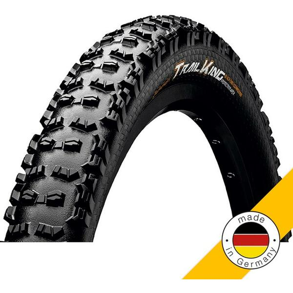 Cauciuc Continental Trail King Protection Apex 27.5x2.4 pliabil