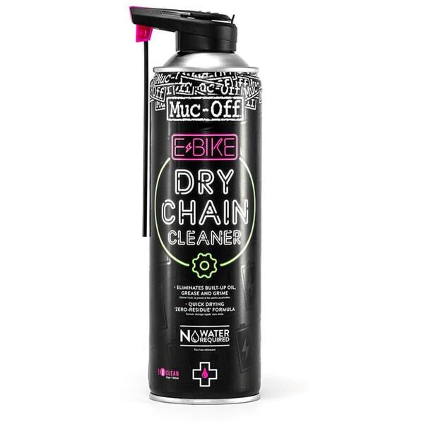 Muc-Off Spray E-Bike Dry Chain Cleaner 400ml