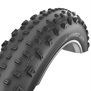 Jumbo Jim 26x4.8 Evolution SnakeSkin TL-Easy Fat Bike pliabil (120-559)