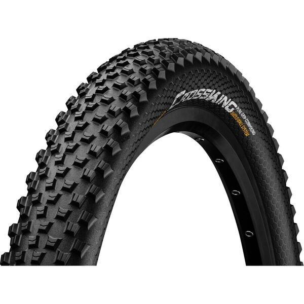 Cauciuc Continental Cross King ShieldWall 27.5x2.0 Tubeless pliabil (50-584)