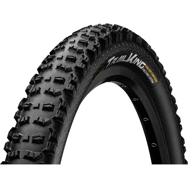 Cauciuc Continental Trail King ShieldWall 29x2.4 Tubeless pliabil (60-622)
