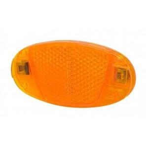 Force Reflectorizant spite 80x40 mm orange
