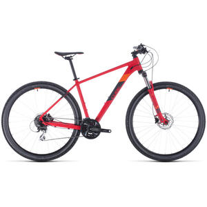 BICICLETA CUBE AIM RACE Red Orange 2020