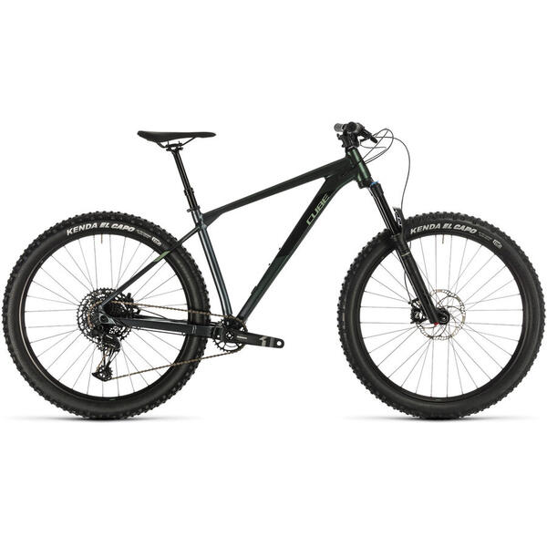 Bicicleta BICICLETA CUBE REACTION TM Green Black 2020