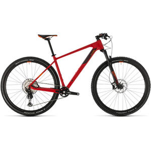 Bicicleta BICICLETA CUBE REACTION C:62 PRO Red Orange 2020