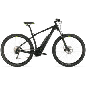 Bicicleta BICICLETA CUBE ACID HYBRID ONE 500 29 Black Green 2020
