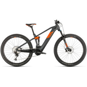 Bicicleta BICICLETA CUBE STEREO HYBRID 120 RACE 625 29 Grey Orange 2020