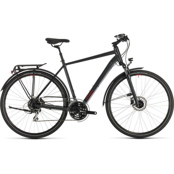 Bicicleta BICICLETA CUBE TOURING ONE Iridium Red 2020