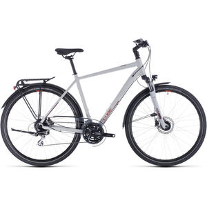 Bicicleta BICICLETA CUBE TOURING PRO Grey Orange 2020