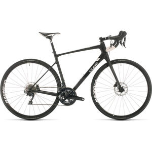 Bicicleta BICICLETA CUBE ATTAIN GTC SL Carbon White 2020