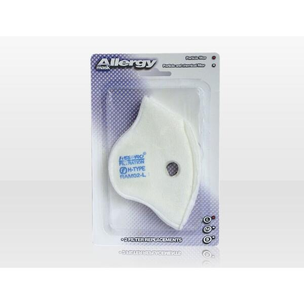RESPRO Allergy™ Particle Filter Twin Pack - 2 filtre de schimb pt masca antialergii Allergy