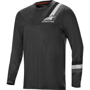 Bluza Alps LS Jersey 4.0 Melange/Dark Grey/Black L